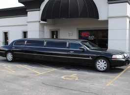 Stretch Limousine for weddings in Colchester